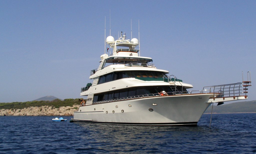 motor yacht a vendere master